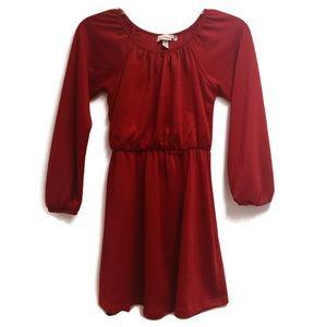 Speechless Girls Red Dress